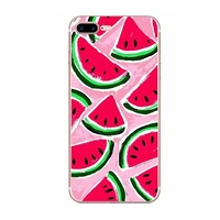 For iPhone XS MAX XR 5 6 7 8 8 Plus CustomTPU Watermelon Phone Case Manufacturer