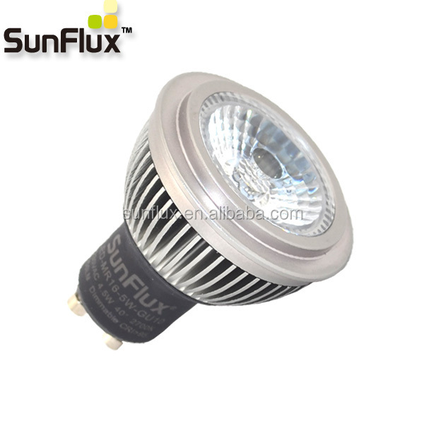 Sunflux 35 Replacement 4.5w Gu10 Led Spotlight Bulb