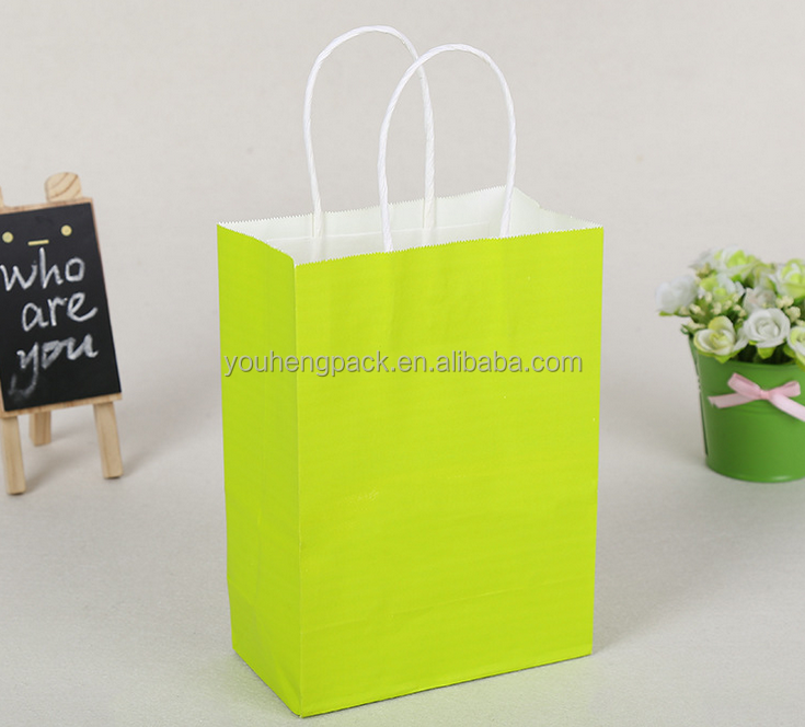 2018 Custom luxury paper bag for cloth and shopping,fancy cloth carrying bag
