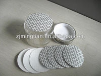 self adhesive pressure sensitive seal liner for Pharmaceuticals