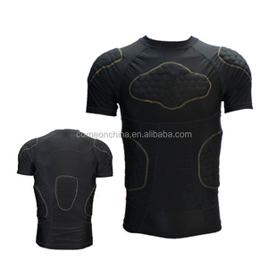 Body Armour Rugby Padded Shirt