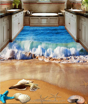 Fiberglass Wallpapers Wall Decor 3d Painting On For Floor Paintings Home