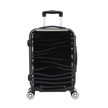 2019 Personnalisé Valise <span class=keywords><strong>ensemble</strong></span> logo personnalisé valise <span class=keywords><strong>ensemble</strong></span> DE bagages ABS
