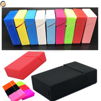 Multi color customized logo empty Free sample cigarette boxes blank food grade cigarette pack cover FDA LFGB