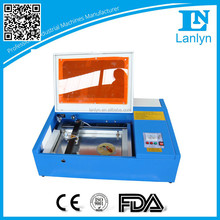 User-friendly Portable Laser Stamp Making Machine by CE