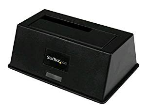 StarTech.com eSATA / USB 3.0 SATA III Hard Drive Docking Station SSD / HDD with UASP 2.5/3.5""