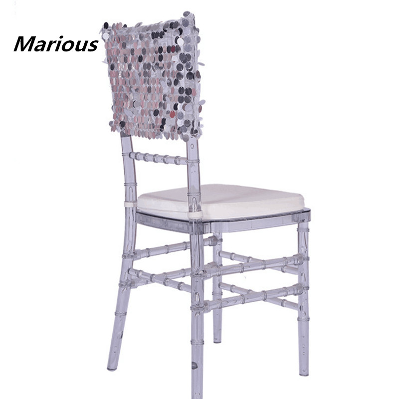 marious gold sequin chair cover hood chiavari chair cover hoods for