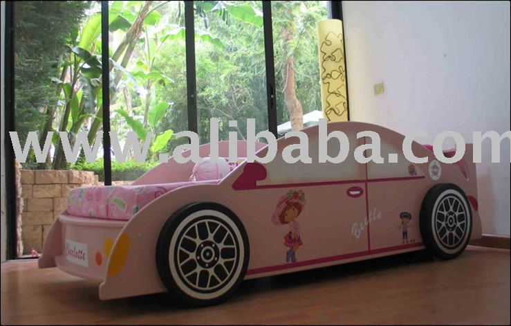 Car Bed Girls Vw Pink And Mauve Buy Car Bed Product On Alibaba Com