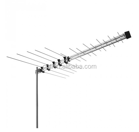 CCT 32 element log periodic TV Outdoor Antenna VHF/UHF/FM DIDITAL READY AERIAL