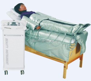 LF-1025 3 in 1 ems far infrared air pressotherapy machine for detox