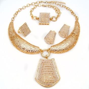 Fashion Designs 18k Italian Gold Jewelry Brazilian Gold Jewelry