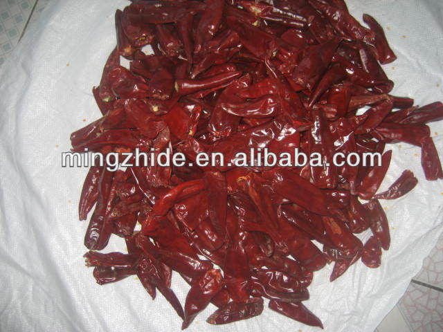Yidu red chilli,dry red chilli