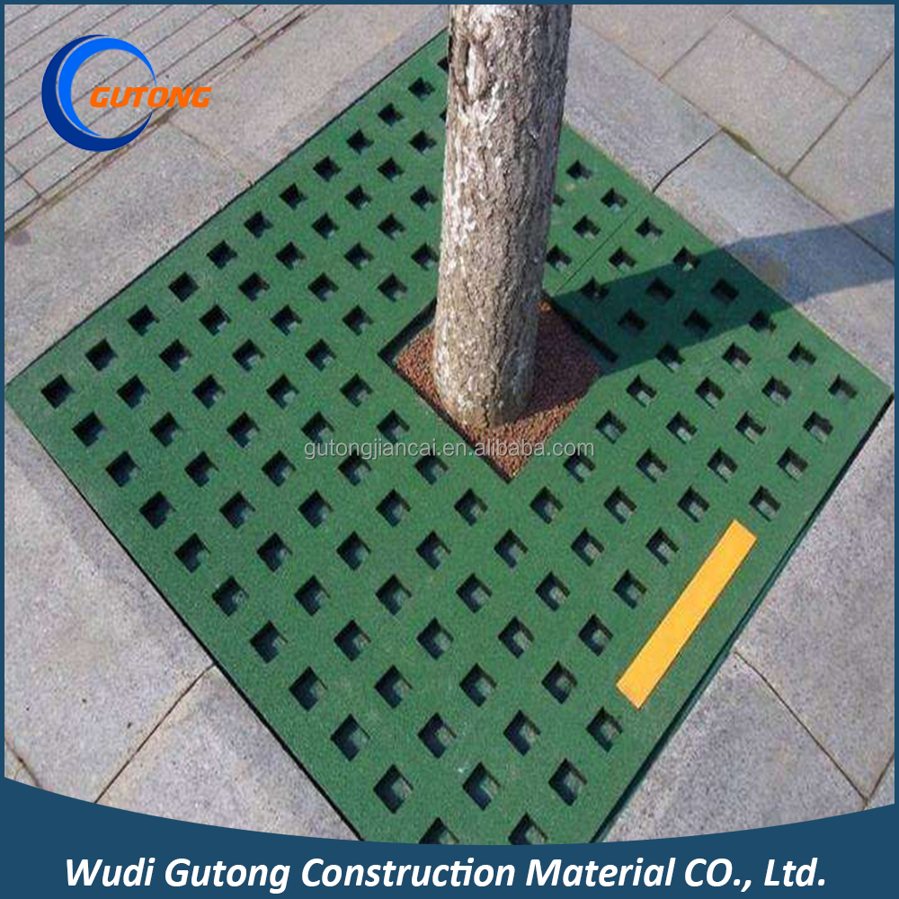 SMC composite fiber tree grate