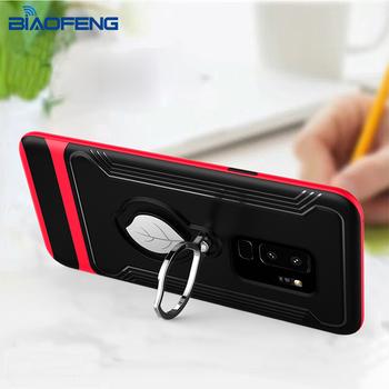 f989e417528c7 Alibaba expressar para Samsung Galaxy Caso S9 carro magnético montar  titular suporte do telefone Anel Caso