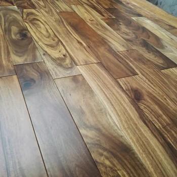 Dark Walnut Color Acacia Engineered