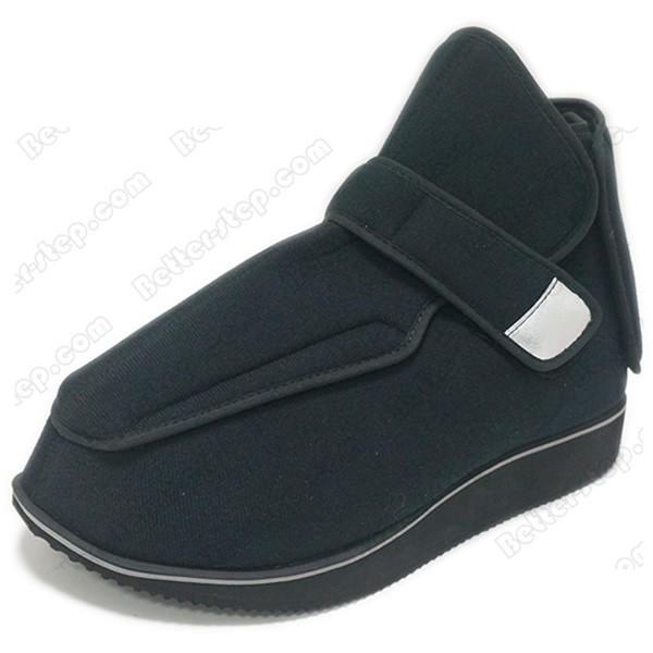 b09ea553d2 Melhor passo novo tipo sapatos terapêuticos para pacientes diabéticos  médica de Guangdong calçados diabéticos fábrica