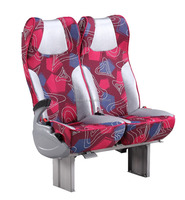 2+2 Luxury comfortable passenger seat for bus