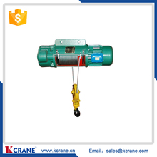 Electric Wire rope hoist used for Overhead Crane or Gantry Crane 2017