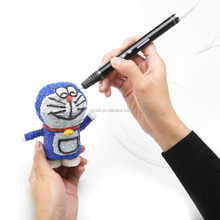 2017 guangzhou factory offernew style 3d drawing pen 3D filament Pen 3d printer pen support BSCI, ISO