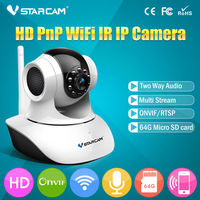 Trade Assurance Supplier VStarcam full hd ip camera module wireless p2p network camera
