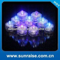 Good Quality floating led candles cool white made in China