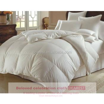 dd721efcbce Wholesale Hotel White Plain Duck Feather Down Quilt Duvet - Buy ...