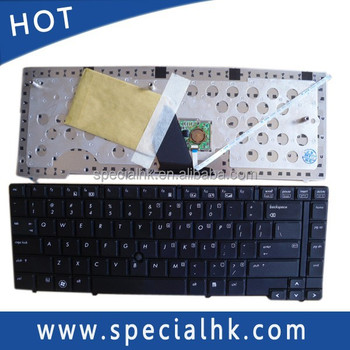 New Laptop Keyboard For HP Compaq EliteBook 8440p 8440w 594052-001 US BLACK point