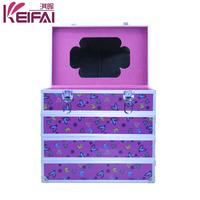 Factory Customised Fancy Decorative Cardboard Kids Storage Box