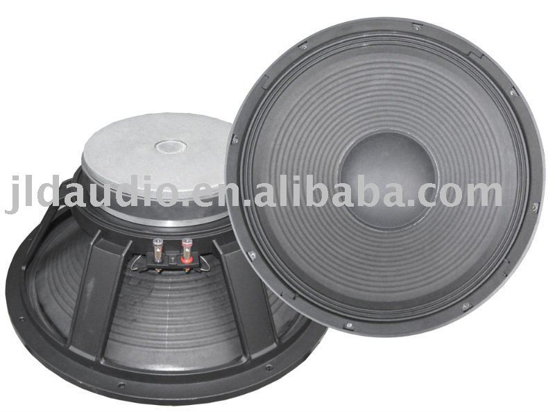 "18"" High-end subwoofer driver for PA Subwoofer Cabinet"