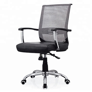 High Quality Ball Bearing Chair Swivel Office Chair Specification With Caster Wheel Boss Mesh Chair World Best Selling Products