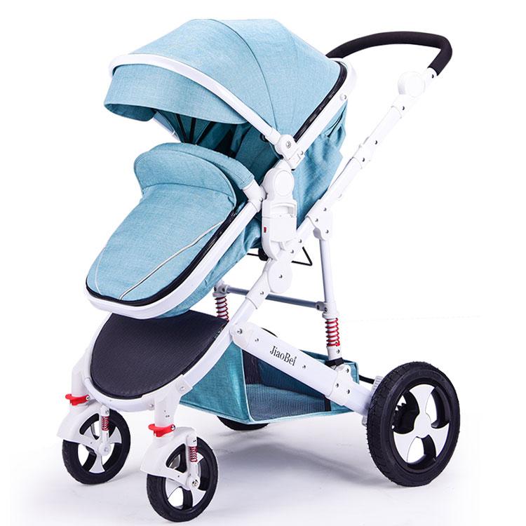 T Deluxe Baby Stroller 3 In 1 With Canopy/2019 Trending ...