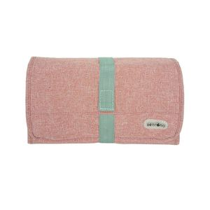 Custom Printed Excellent quality wholesale toiletries cosmetic pouch