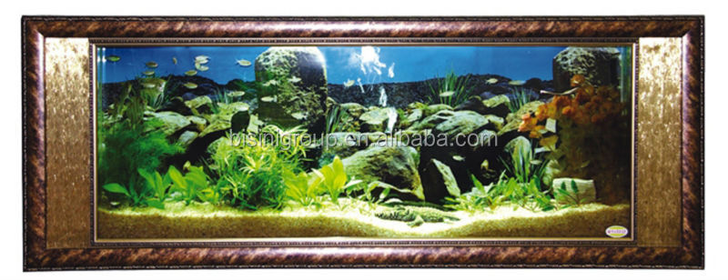 European Photo Frame Design Wall Aquarium Wholesale With ...