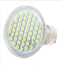 Energy 3W high quality GU10 LED spotlight replacement for halogen lights of 30w with 2 years warranty glass led lamp