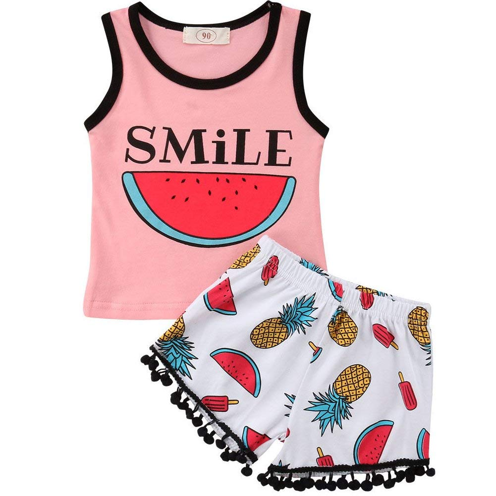 1bee95f7ee99 Cheap Toddler Summer Outfits