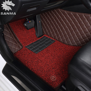 5d led carpet car mats for wholesaler
