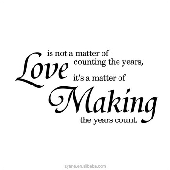 3d Wallpaper For Home Decoration Chalkboard Vinyl Quotes Love Isn T