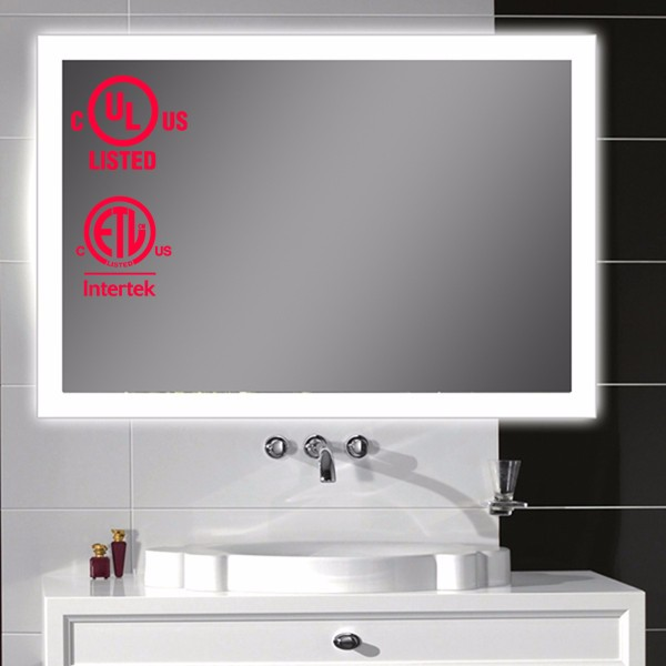 Lighted Vanity Mirror With Tv : Hotel Luxury Led Bathroom Smart Tv Mirror - Buy Tv Mirror,Smart Tv Mirror,Bathroom Smart Tv ...