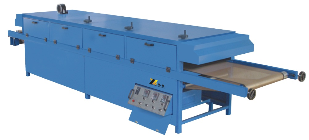 Scd Ir Hot Drying Tunnel Drying Oven Dryer Machine Food