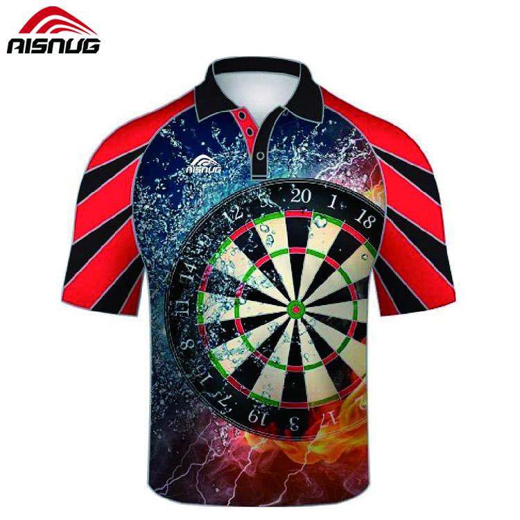 große Sammlung Genieße den niedrigsten Preis Top-Mode Finden Sie Hohe Qualität Sublimation Darts Shirts Hersteller ...