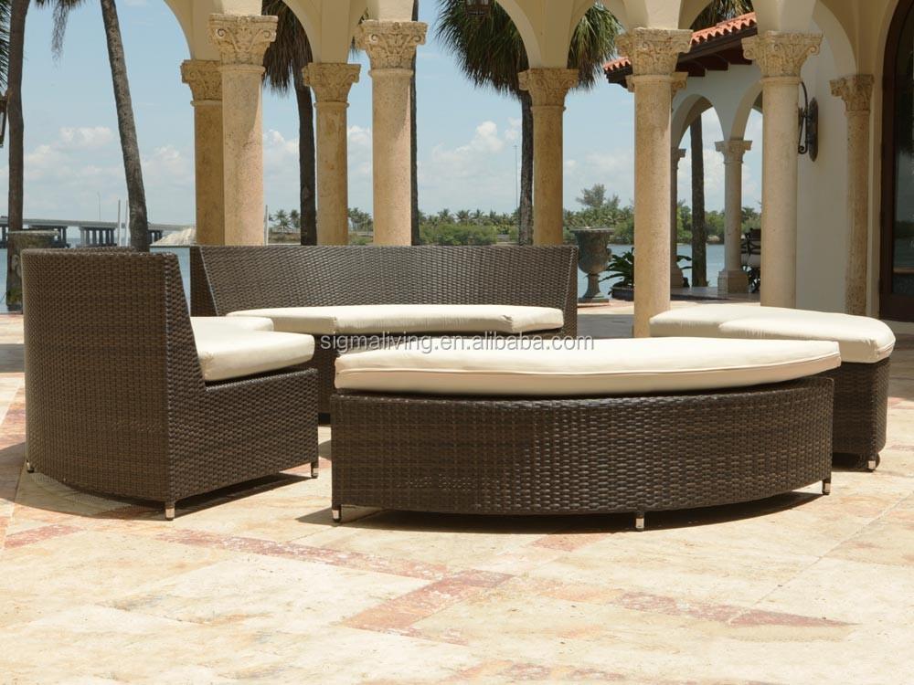 Sigma Luxury Living Patio Furniture