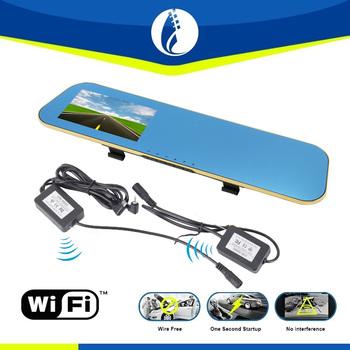 2016 New Easy Installation Wireless Wifi 4 3 Inch User Manual Fhd
