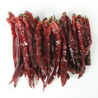 Dried Hot Red Chili Pepper Er Jin Tiao chili Sichuan Chilli