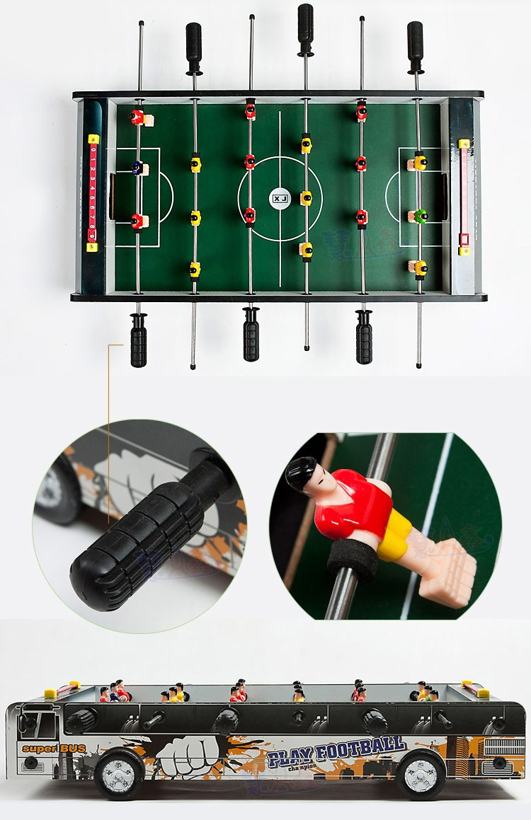 High Quality Mini Solid Wood Cheap Price Football Hand