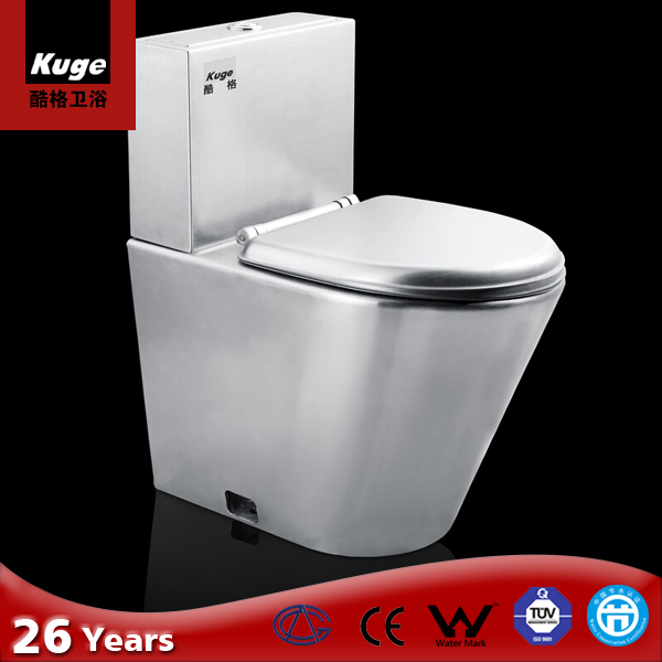 Advanced Materials Stainless Steel 304 Karat Celite Toilet