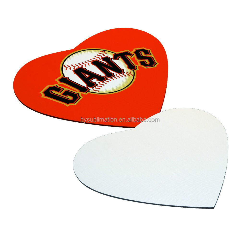 Sublimation Heat Transfer Blanks Mousepads 5mm