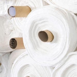 250T 40s*40s sateen stripe white 100% cotton fabric for bed sheets