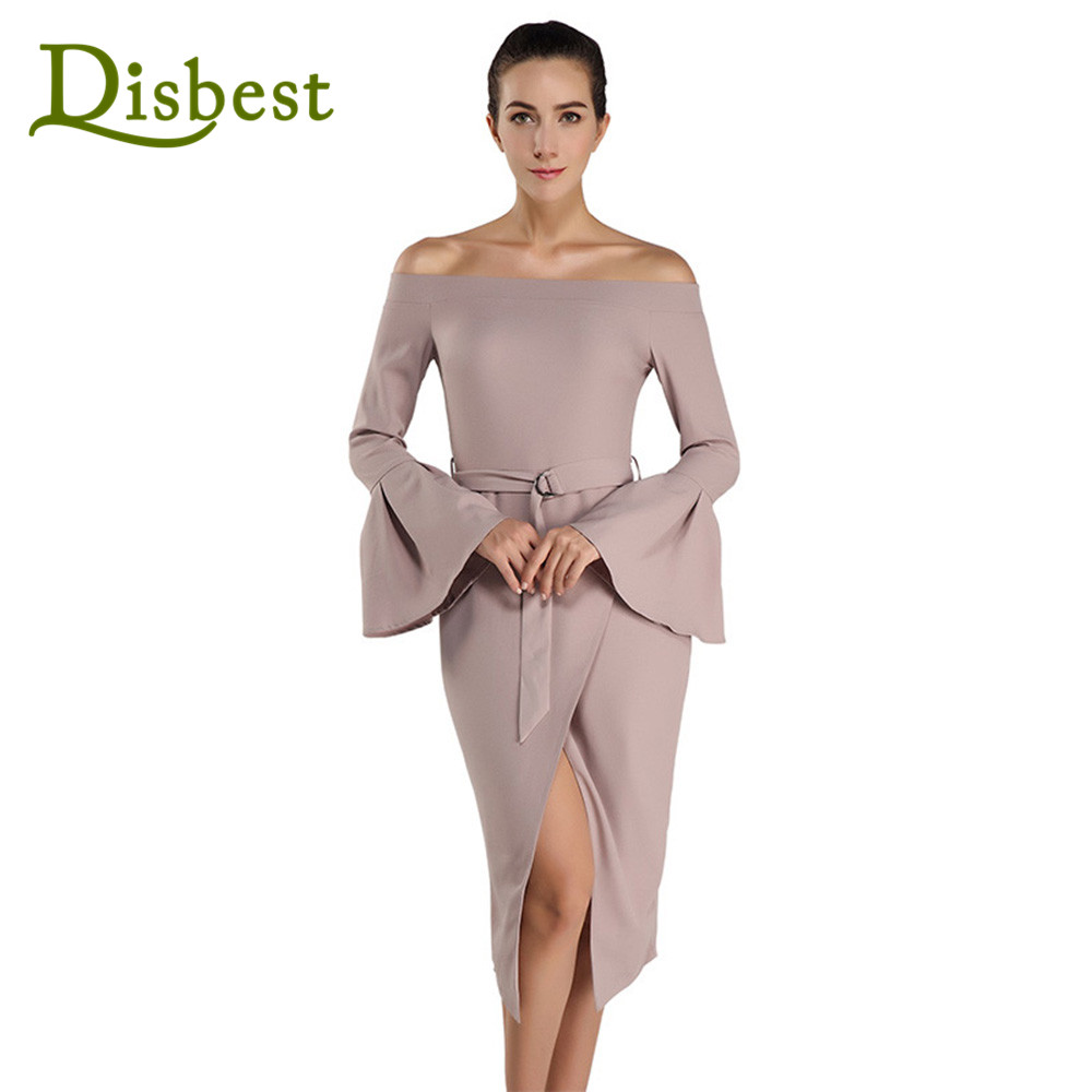 Disbest Women Party Evening Dress elegant vestidos de fiesta