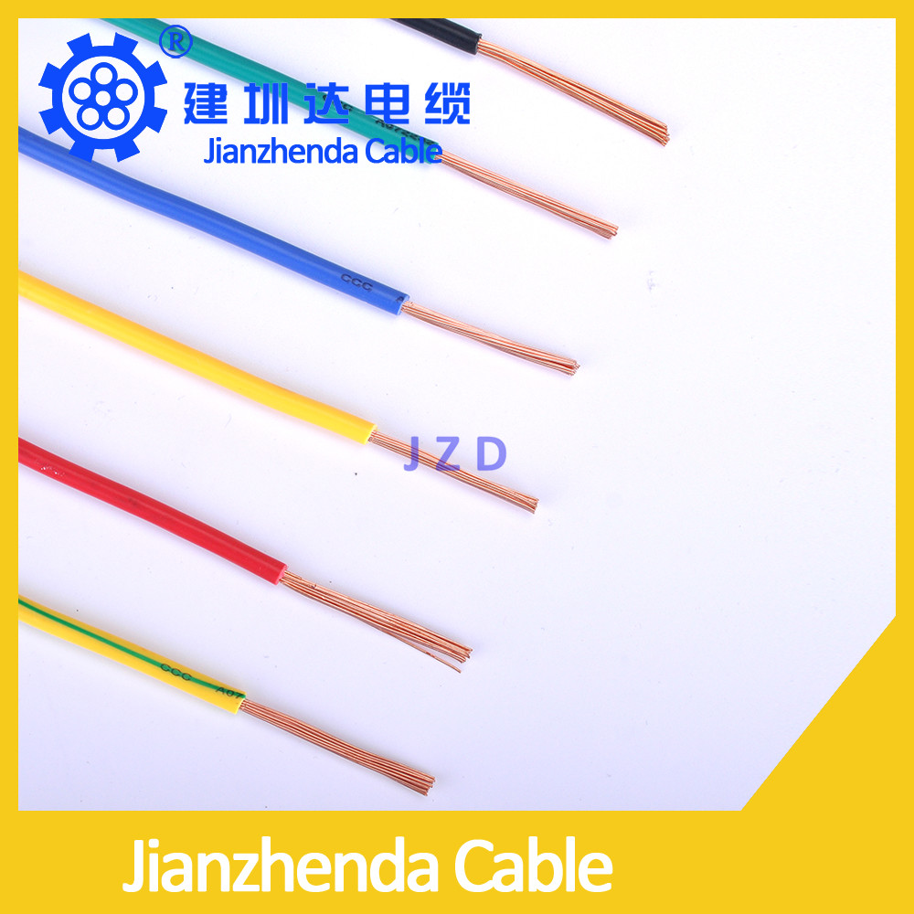 electric wire and cable 10 sq mm PVC insulating Electrical Wire made in China