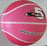 Contemporary latest custom official basketball size